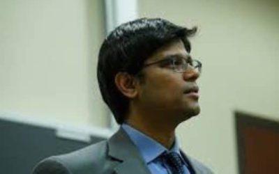 Our Reflexions 2018 Speaker: Dr. Saravanan Kesavan